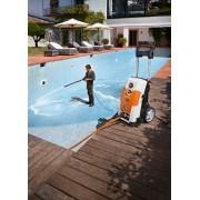 Utilaj puternic de curăţat cu înaltă presiune cu apă rece, 140 bar STIHL RE 143
