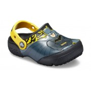 Crocs Fun Lab Iconic Batman™ Klompen Kinder Black 30