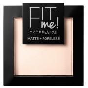Maybelline Fit Me Matte + Poreless Powder Porcelain 110