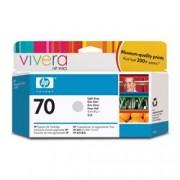 HP INC CARTUCCIA 70 GRIGIO CHIARO VIVERA