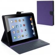 Mercury Pouzdro / kryt pro Apple iPad 2 / 3 / 4 - Mercury, Fancy Diary Purple/Navy