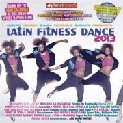 Video Delta V/A - Latin Fitness Dance 2012 - CD