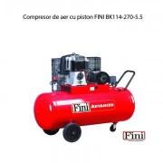 Compresor de aer cu piston FINI BK114-270-5.5