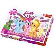 Puzzle Trefl 100 Despre Prietenie My Little Pony