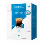 Capsule Cafe Royal Caffe Lungo compatibile Dolce Gusto 16 capsule