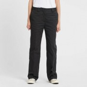 Wood veneda trousers