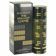 The Brilliant Game For Men By Davidoff Eau De Toilette Spray 3.4 Oz