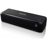 Epson WorkForce DS-360W Portable Scanner with Wi-Fi and battery