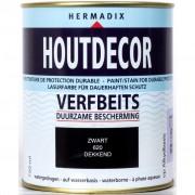 Hermadix houtdecor 620 zwart 750 ml