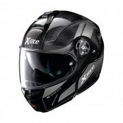 X-LITE Casco Xlite X-1004 Ultra Carbon Charismatic N-Com Carbon Glossy Black
