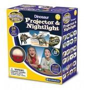 Proiector cu Dinozauri & Lampa de Veghe