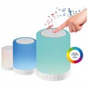 Lampa cu boxa Bluetooth, 0.5W - led, multicolora, PLATINET PDLSB01 2 in 1