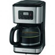 Filtru de cafea Clatronic KA 3642, 800 W, 14 cesti, Timer, Negru/Inox