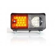 LED hátsó lámpa téglalap 12/24V BAL