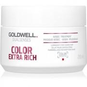 Goldwell Dualsenses Color Extra Rich Regenerierende Maske für grobes gefärbtes Haar 200 ml