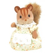 Mother of Sylvanian Families doll walnut walnut squirrel squirrel family (japan import)