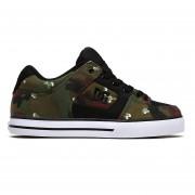 DC Shoes - Tenis Dc Pure Sp M Shoe Cmo - Verde - 400001CMO CAB