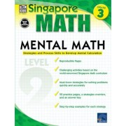 Mental Math, Grade 3: Strategies and Process Skills to Develop Mental Calculation, Paperback