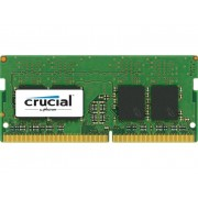 Laptop-werkgeheugen kit Crucial CT8G4SFS824A CT8G4SFS824A 8 GB 1 x 8 GB DDR4-RAM 2400 MHz CL 17-17-17