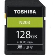 Toshiba N203 128 GB SDHC Class 10 100 MB/s Memory Card
