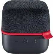 Boxa Portabila Hama Cube 173156, Bluetooth, MicroSD (Negru/Rosu)