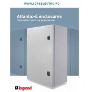 TABLOU METALIC DE EXTERIOR IEFTIN LEGRAND ATLANTIC 800x600X250 MM, COD 039955, IP 55