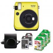 Fujifilm Instax Mini 70 Gul Startpaket