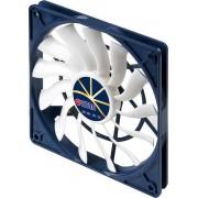 Titan Extreme Silent ventilator (case fan) voor in de PC met Z-Axis lager en PWM-functie - 120 x 120 x 15 mm