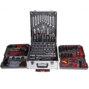 Set ručnog alata u koferu Machtig 186/1 MAC-03