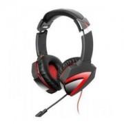 A4TECH Słuchawki z mikrofonem A4Tech Bloody Combat G500 szare