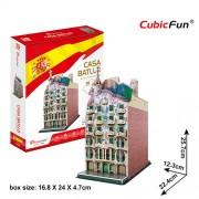 CubicFun Casa Battlo Puzzle 3D 68 piese