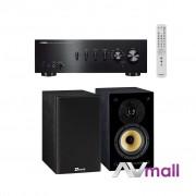 Pachet Amplificator Integrat Yamaha A-S501 + Boxe Davis Acoustics Balthus 30