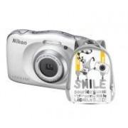 Nikon COOLPIX W150 (biały) + plecak
