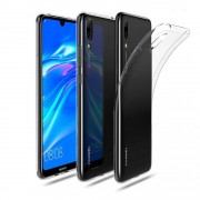 Carcasa TECH-PROTECT Flexair Huawei Y6 (2019) Crystal