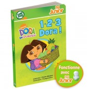Livre Tag Junior - Dora