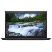 Лаптоп Dell Latitude 7490, 14 инча (1920x1080), Core i7-8650U, 8GB DDR4, M.2 256GB PCIe NVMe SSD, (4-cell) 60 Wh, Linux Ubuntu, N080L749014EMEA_UBU-14