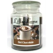 Lilly Lane Hot Chocolate Scented Candle Large