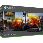 Microsoft XBOX ONE X Console 1TB + PlayerUnknown's Battlegrounds