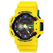 G-Shock Analog-Digital Multi Color Dial Mens Watch - Ga-400-9Adr (G564)