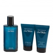 Davidoff Cool Water Confezione 75 ML EDT + 50 ML Shower Gel + 50 ML After Shave Balm