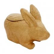 Obiect decor iepure Decopatch