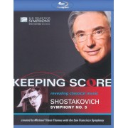 Keeping Score: Dmitri Shostakovich's Symphony No. 5 [Blu-ray]