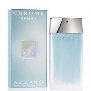 Azzaro Chrome Sport Apa de toaleta 100 Ml