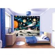 Tapet pentru Copii Space Adventure
