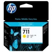 HP Cartuccia inchiostro giallo DesignJet 711, 29 ml