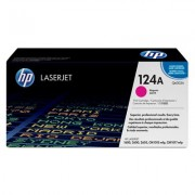 HP 124A Laserjet Magenta Printer Toner