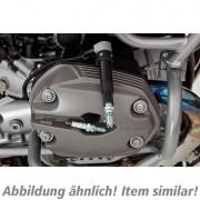 NGK Motorrad-Zündkerze NGK Zündkerze B 8 HS 14/12,7/20,8mm