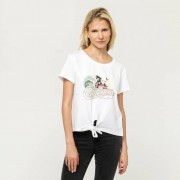 Yes or No by Manor T-Shirt, Rundhals, kurzarm Damen XS