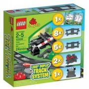 Конструктор ЛЕГО ДУПЛО-ЖП АКСЕСОАРИ, LEGO DUPLO-Train Accessory Set, 10506
