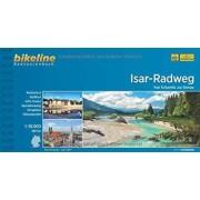 Fietsgids Bikeline Isar-radweg   Esterbauer